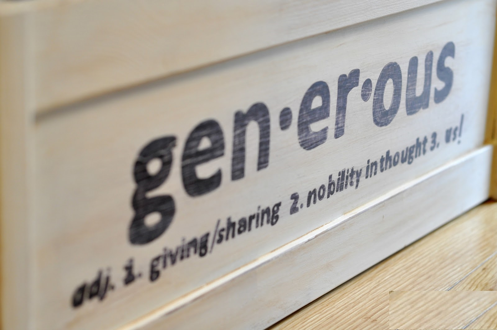 What Is Generosity Grace Goals And Guts